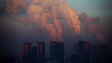A Rise In The Air Pollution